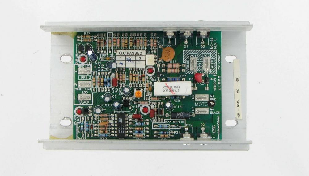Icon Motor Speed Control Board 137855R by Premium Power