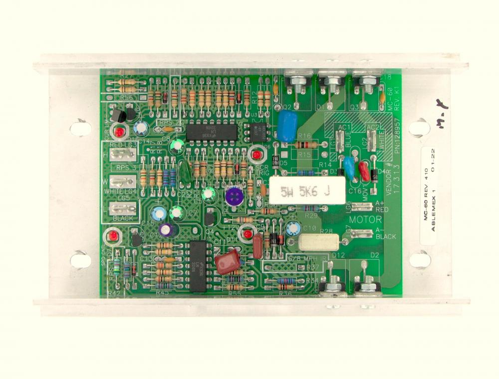 Icon Motor Speed Control Board 137857R by Premium Power
