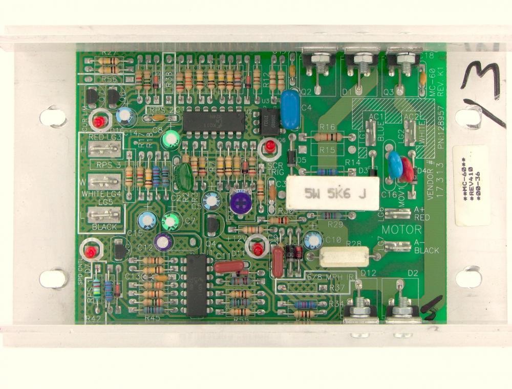Icon Motor Speed Control Board 137858R by Premium Power
