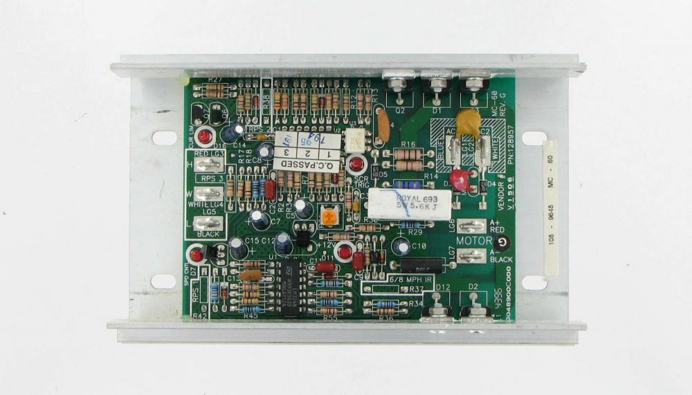 Icon Motor Speed Control Board 137860R by Premium Power