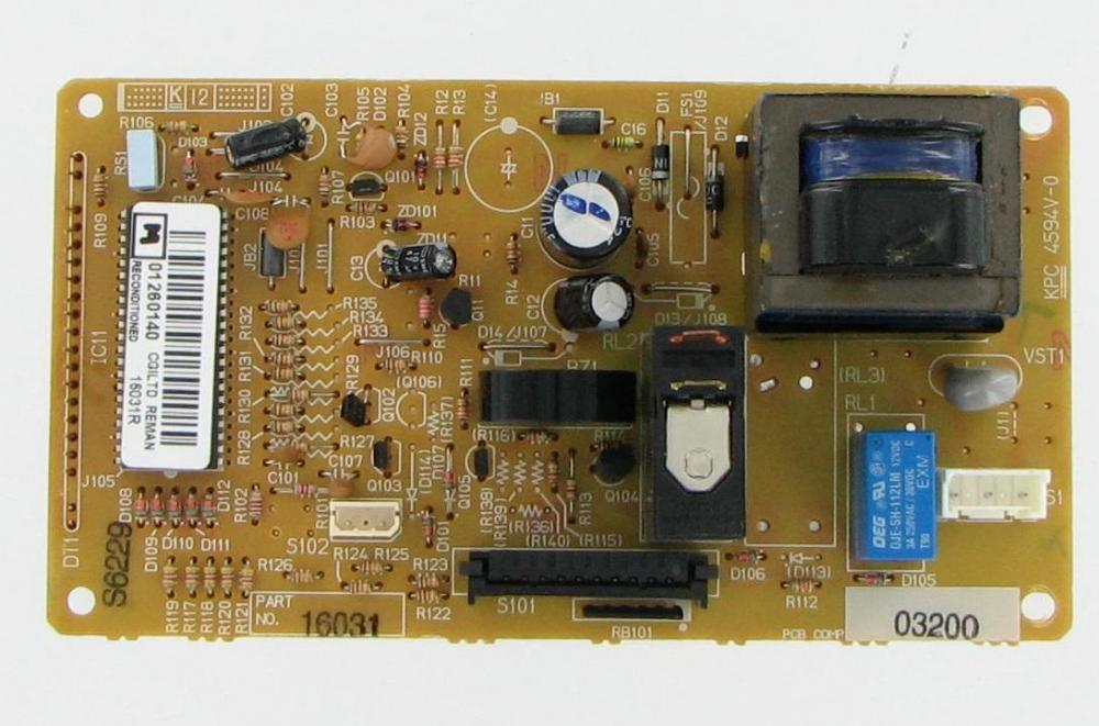 Sanyo Microwave Control Board 16031R by Premium Power