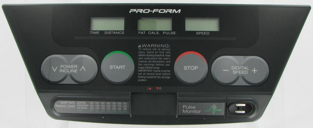 Icon Treadmill Console 206344R by Premium Power