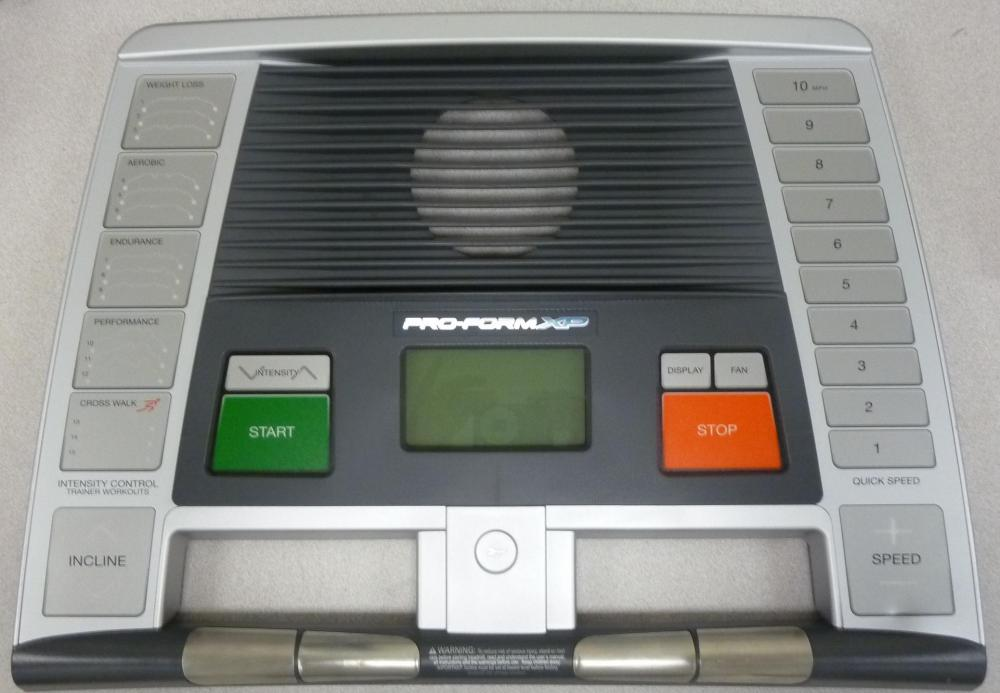 Icon Treadmill Console 236705R by Premium Power
