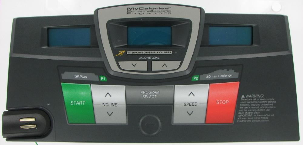 Icon Treadmill Console 236742R by Premium Power