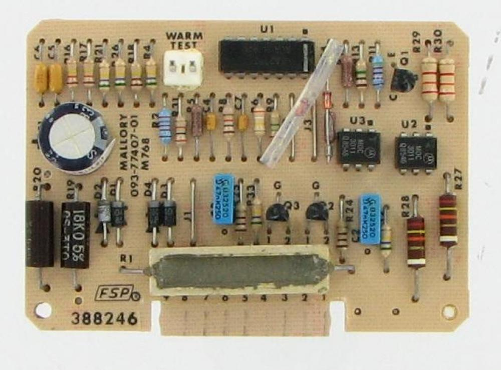 Whirlpool Washer Control Board 388246R by Premium Power