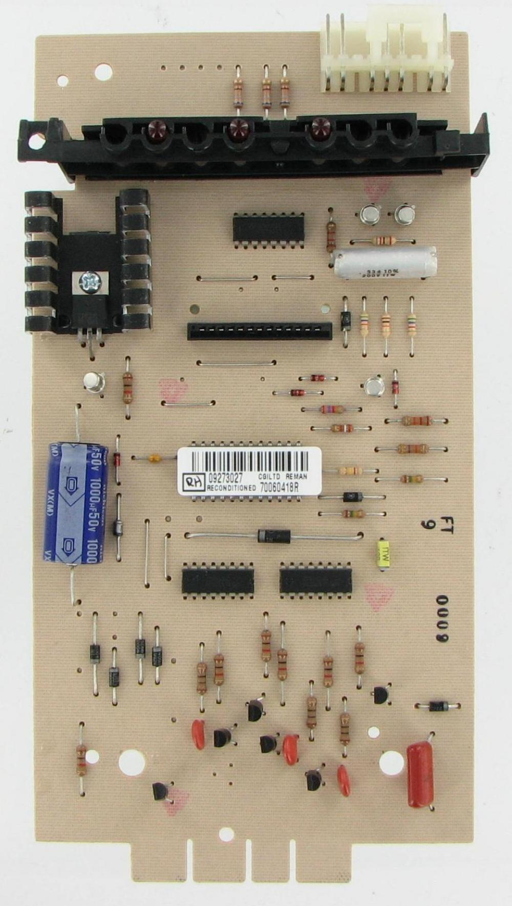 Whirlpool Washer Control Board 60418R by Premium Power