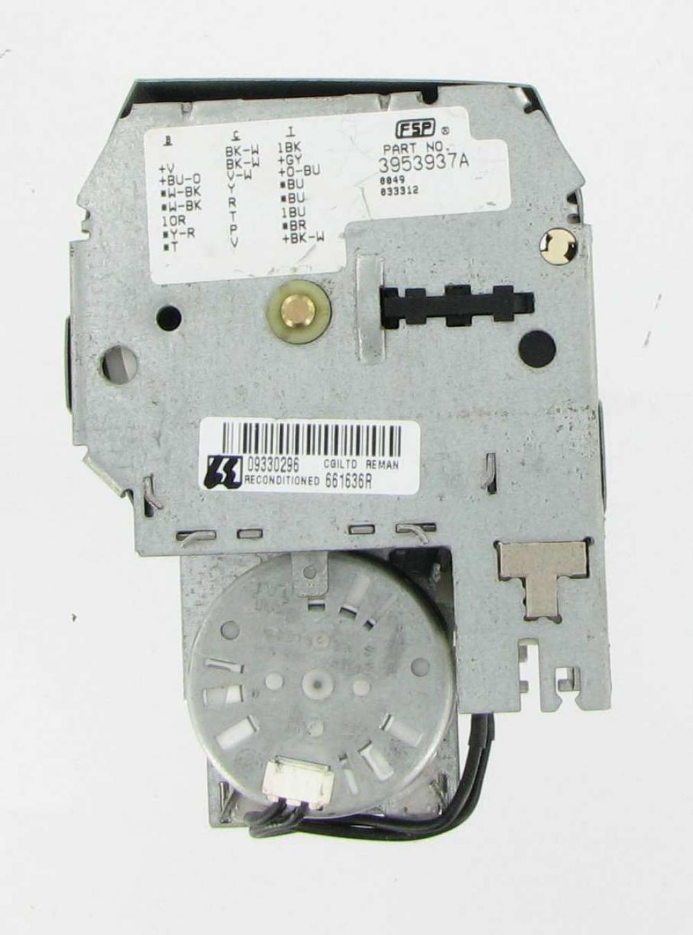 Whirlpool Laundry Washer Timer 661636R by Premium Power