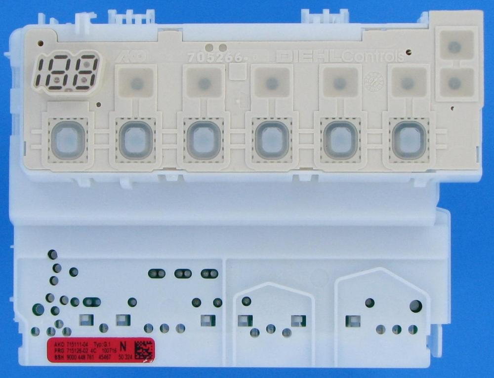 BOSCH Dishwasher Control Board 662837R by Premium Power
